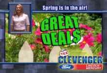 "Clevenger Ford - ""Spring is in the Air"""